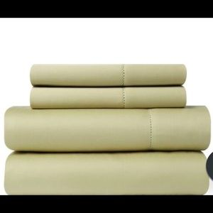 NEW 100% cotton / 400 thread count queen sheet set